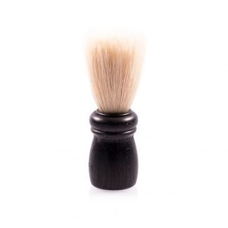 Barber's brush badger