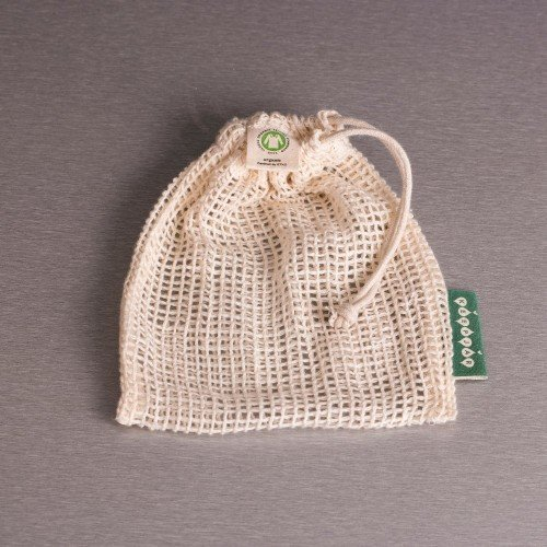 fruit and vegetable bag ecological cotton
