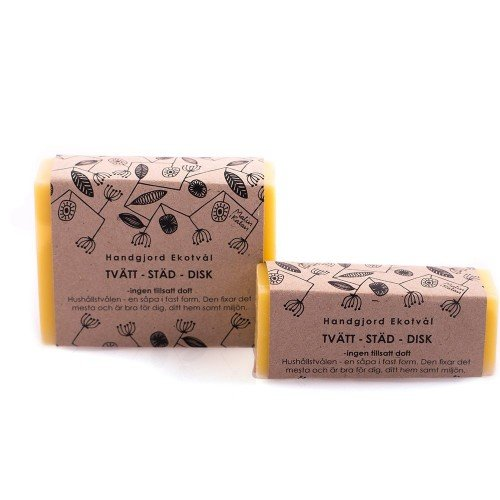 Eco Soap - Laundry - Cleaning - Dishing