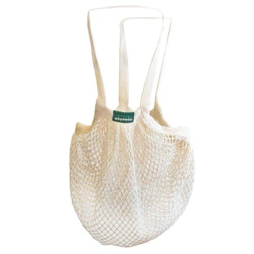 Grocery shopping ecological cotton mesh bag