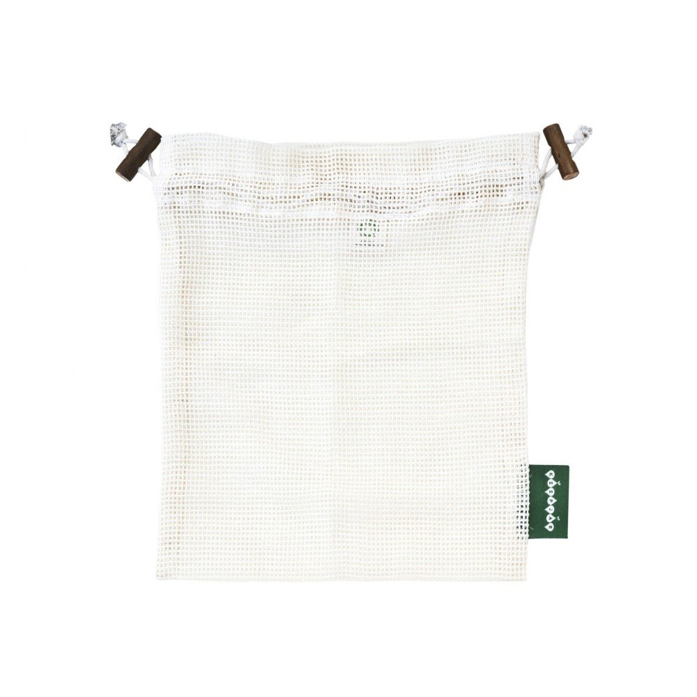 Laundry bag in organic GOTS cotton