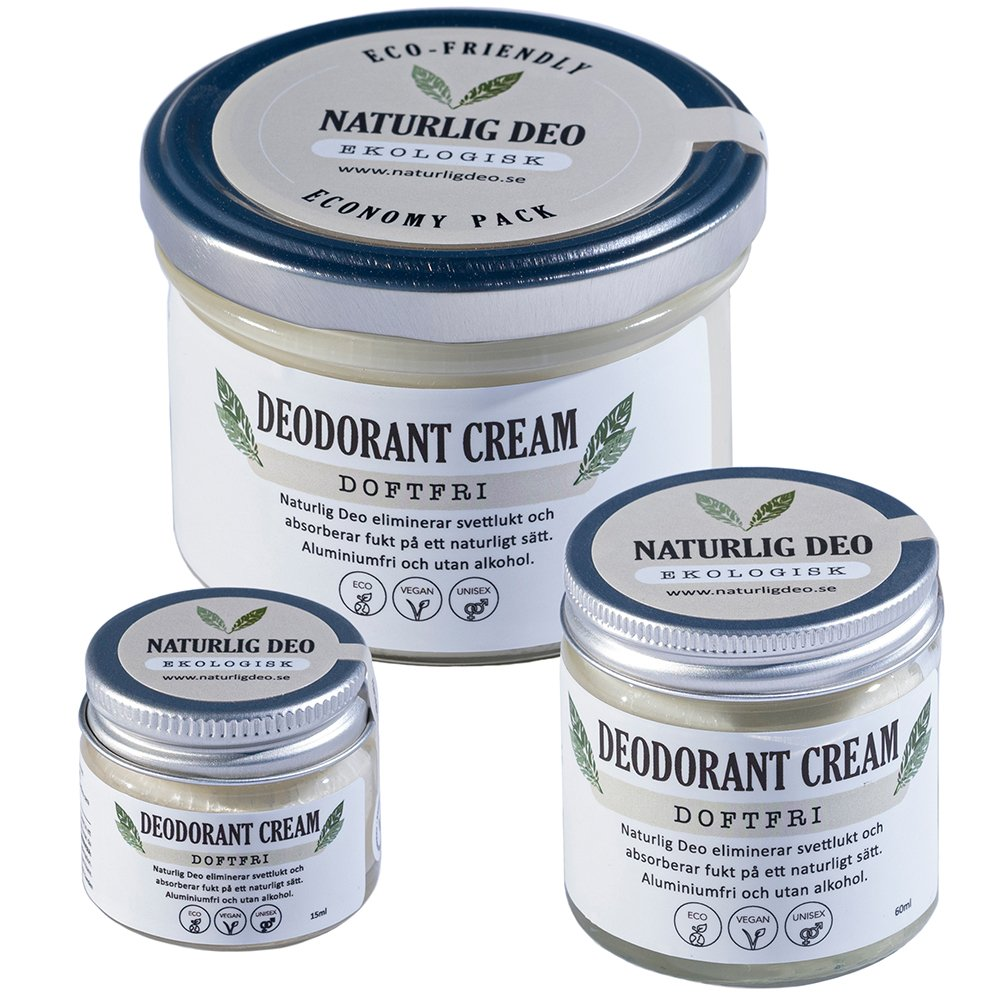 naturlig-deo-organic-deodorant-cream-scentless-3-sizes