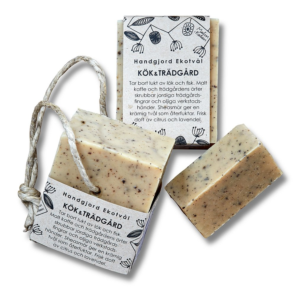 Organic soap - Kitchen & Garden